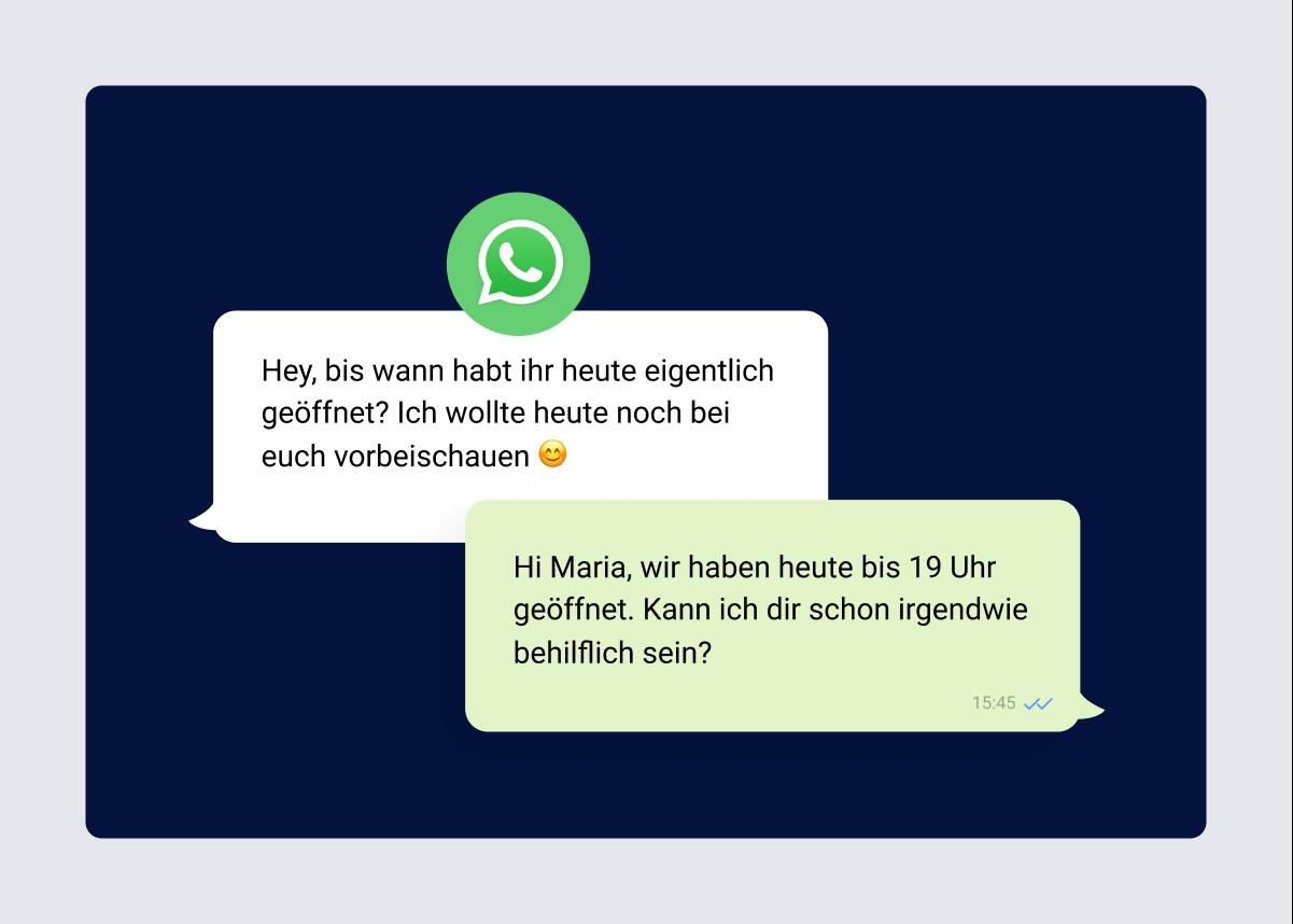 WhatsApp Unternehmensaccount: Sollten Unternehmen WhatsApp nutzen?