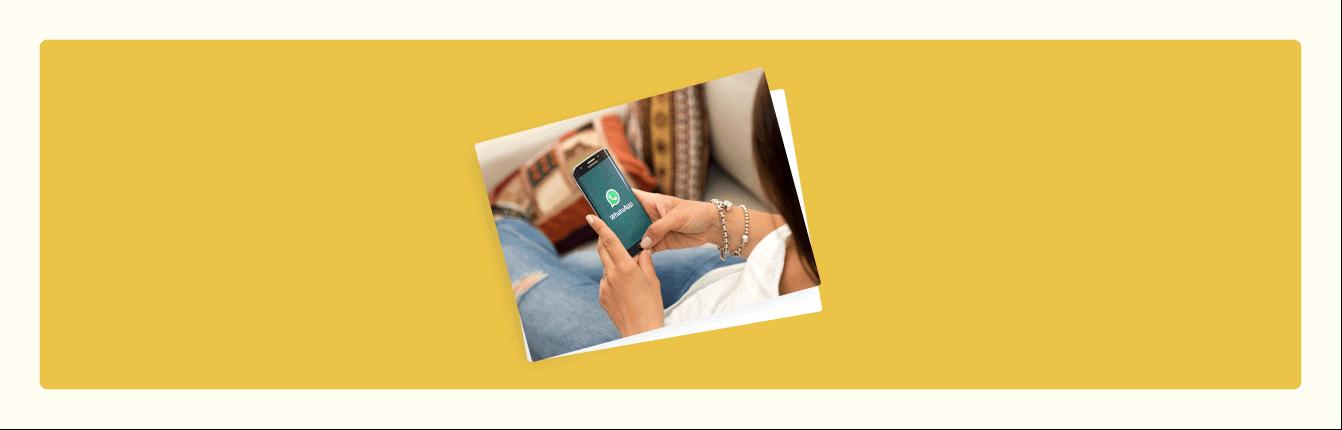 Gibt es bald Werbung in WhatsApp?