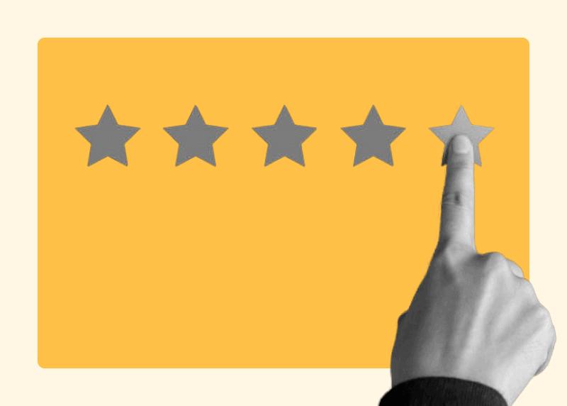 Warum Kunden 5-Sterne-Bewertungen nicht trauen