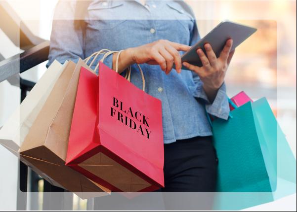 4 Gründe warum Black Friday sich lohnt