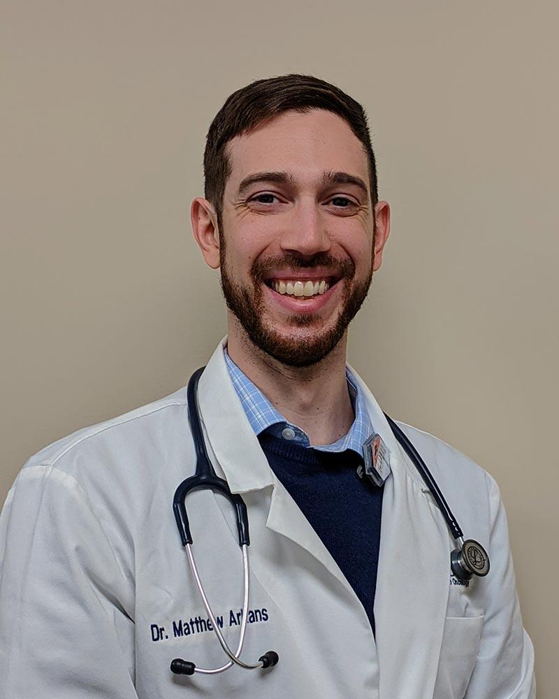 Dr. Arkans