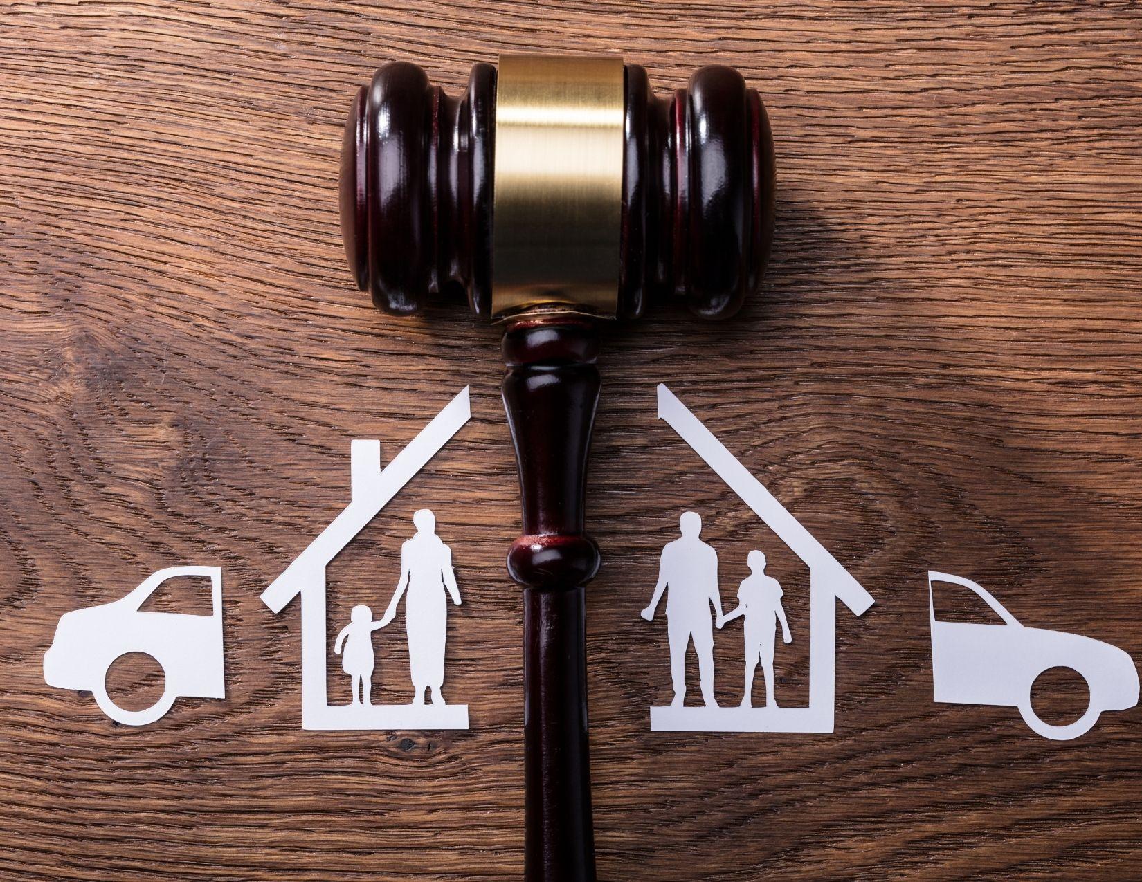 Divorce & Property Division