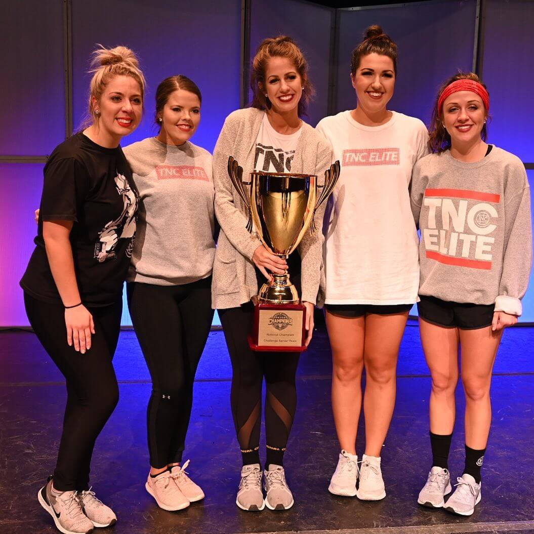 2020 CCA Showdown of Champions Overall Challenge Senior Contemporary Team — TNC Elite