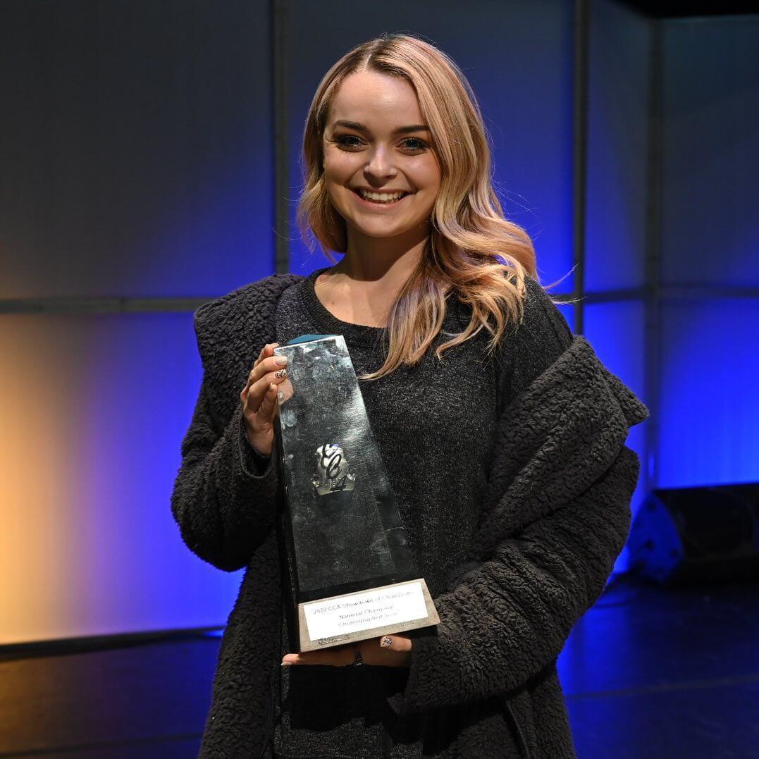2020 CCA Showdown of Champions Overall Choreographed Solo — Lauren Thomas