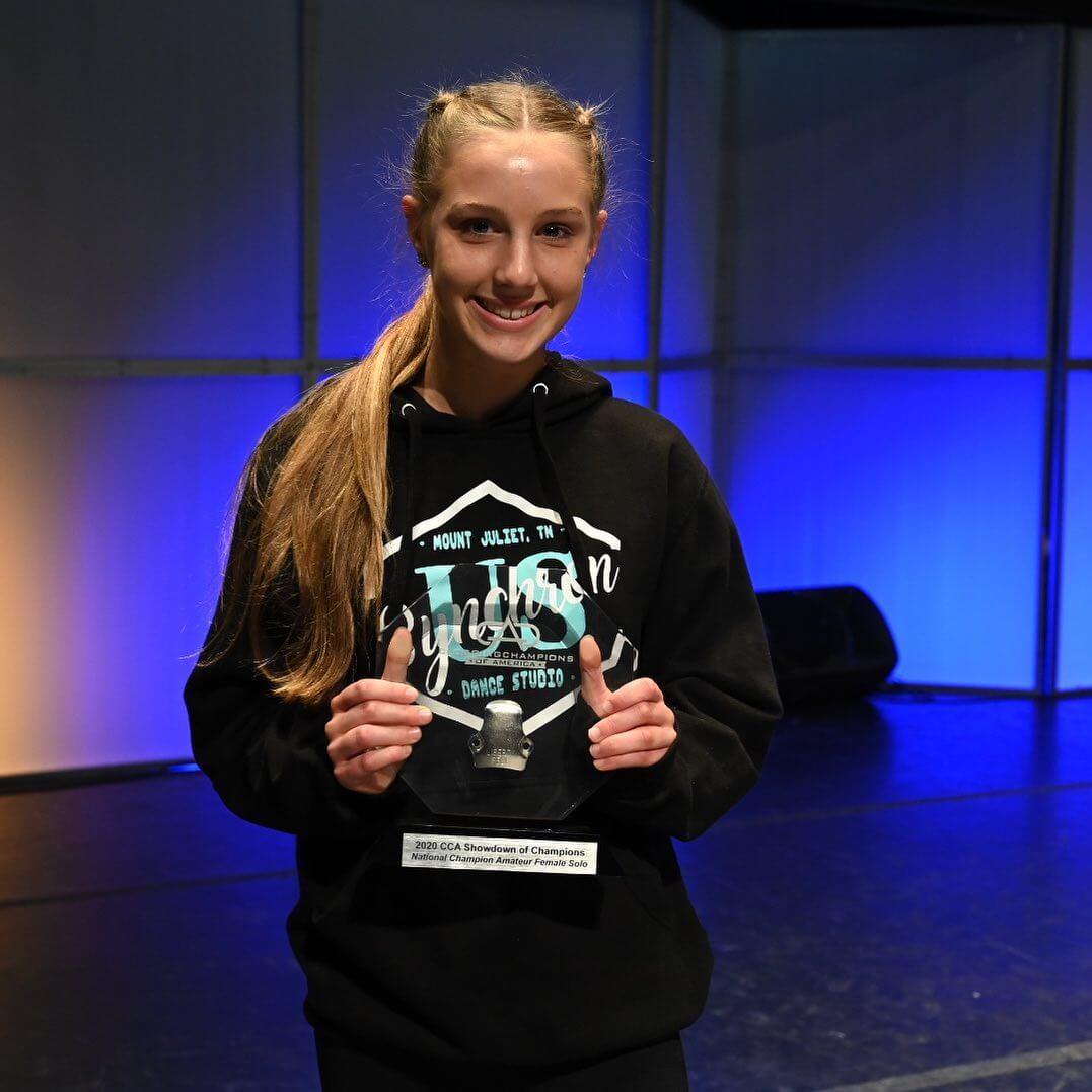 2020 CCA SOC Overall Amateur Female — Lacie Collins