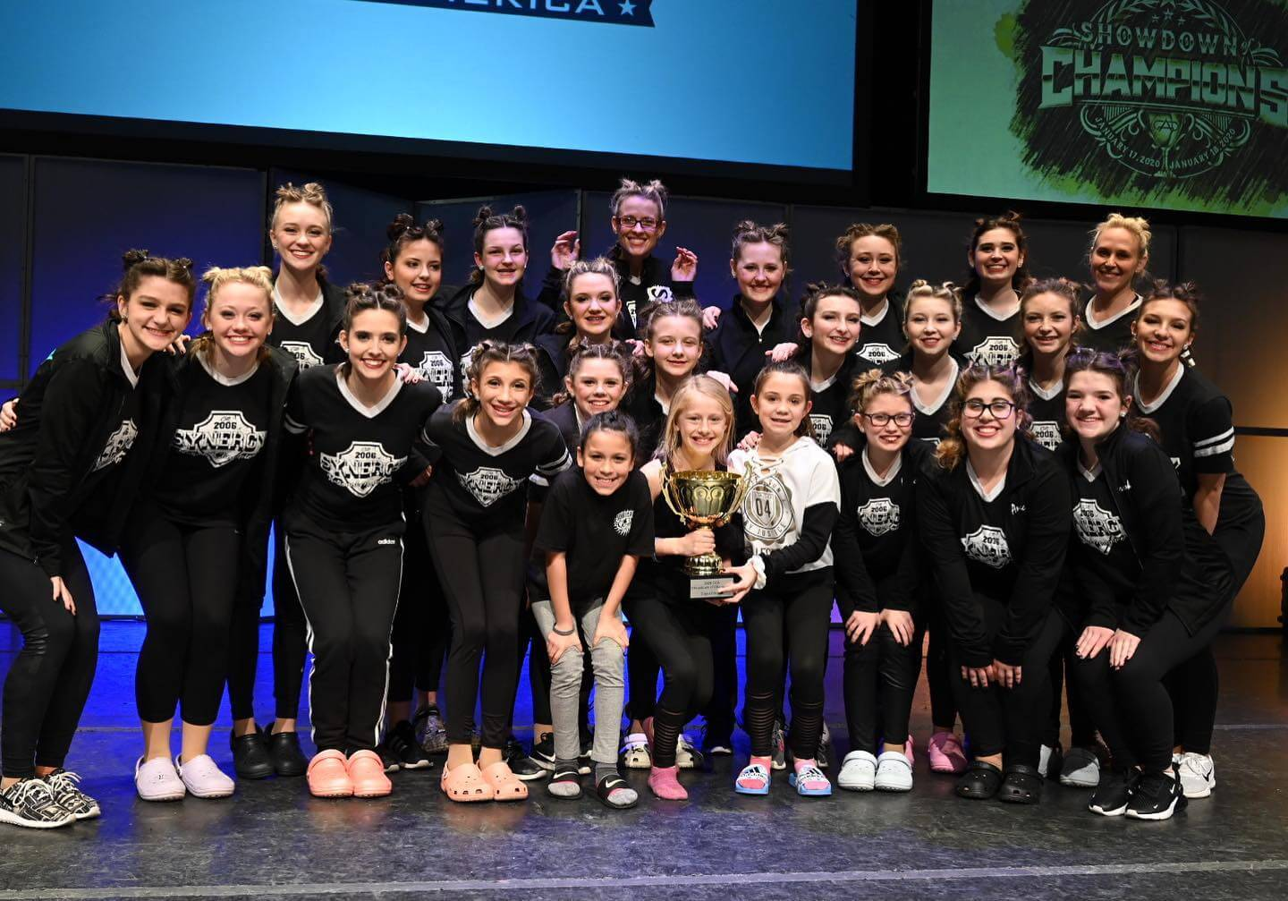 2020 CCA Showdown of Champions Cup of Honor Recipients — Synergy