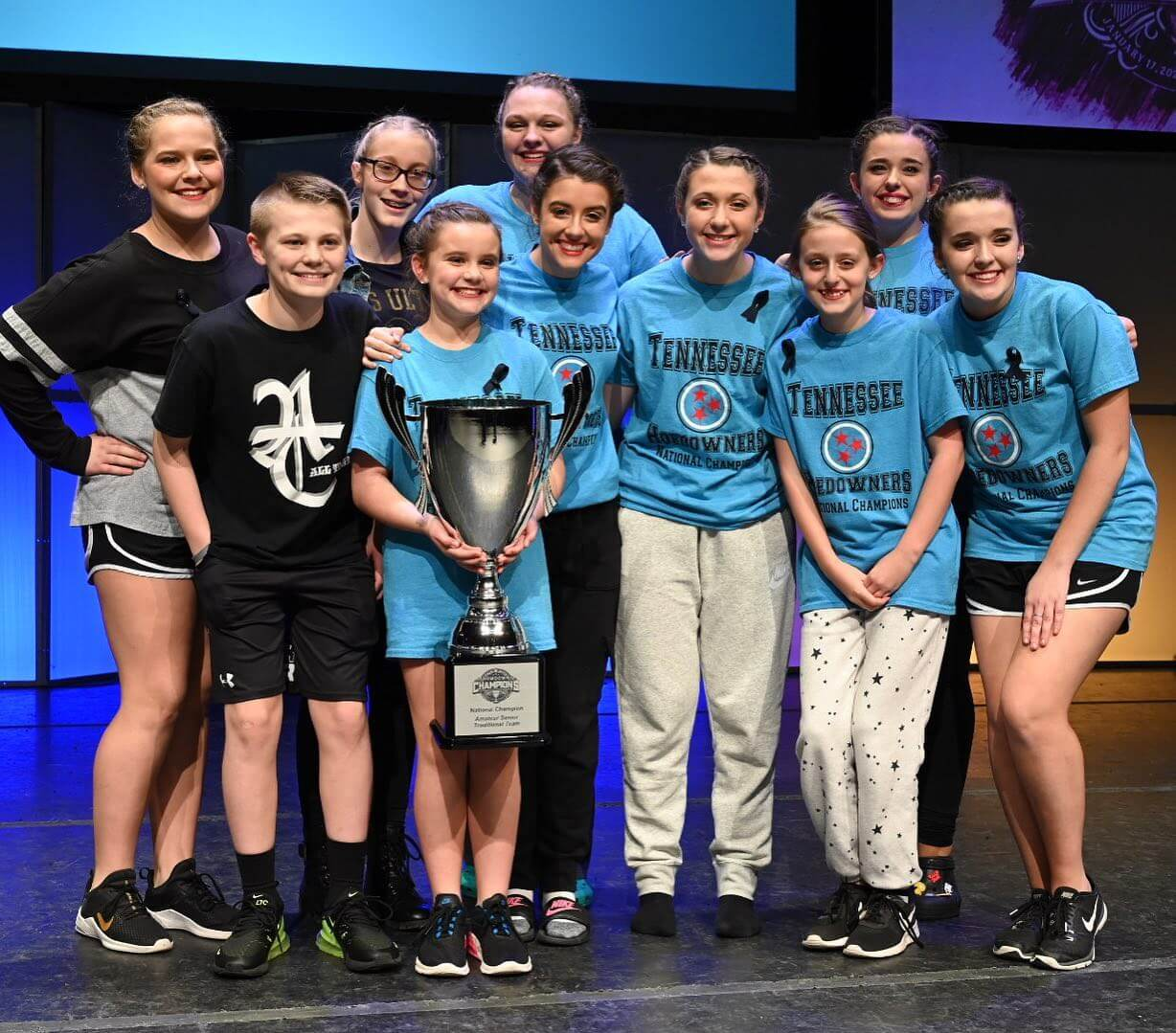 2020 CCA Showdown of Champions Overall Amateur Senior Traditional Team — Tennessee Hoedowners Junior