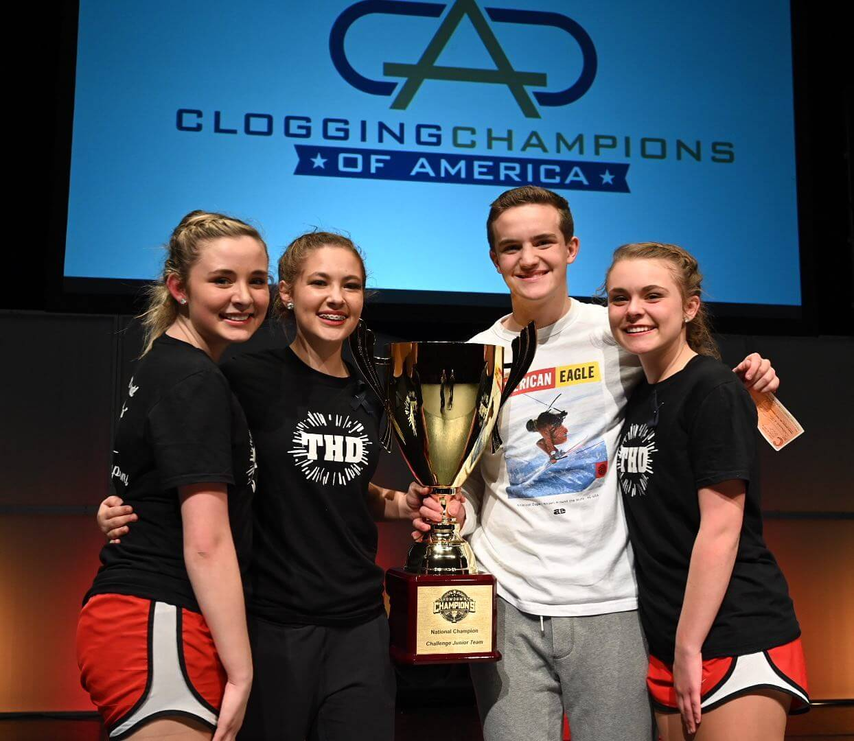 2020 CCA SOC Overall Challenge Junior Contemporary Team — Tennessee Hoedowners Young Adult