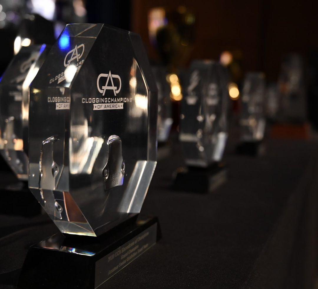 CCA Trophy Lineup