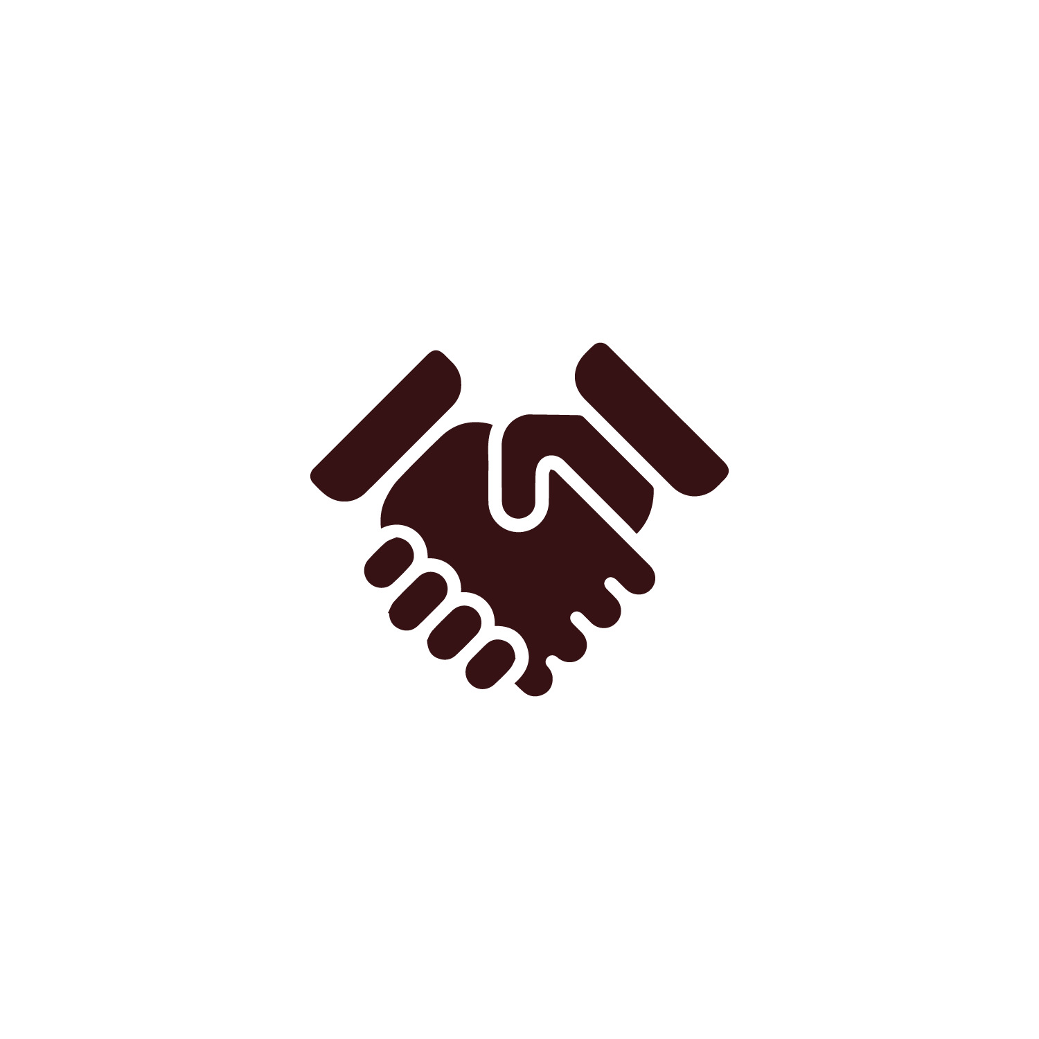 """Handshake"" icon from thenounproject.com"
