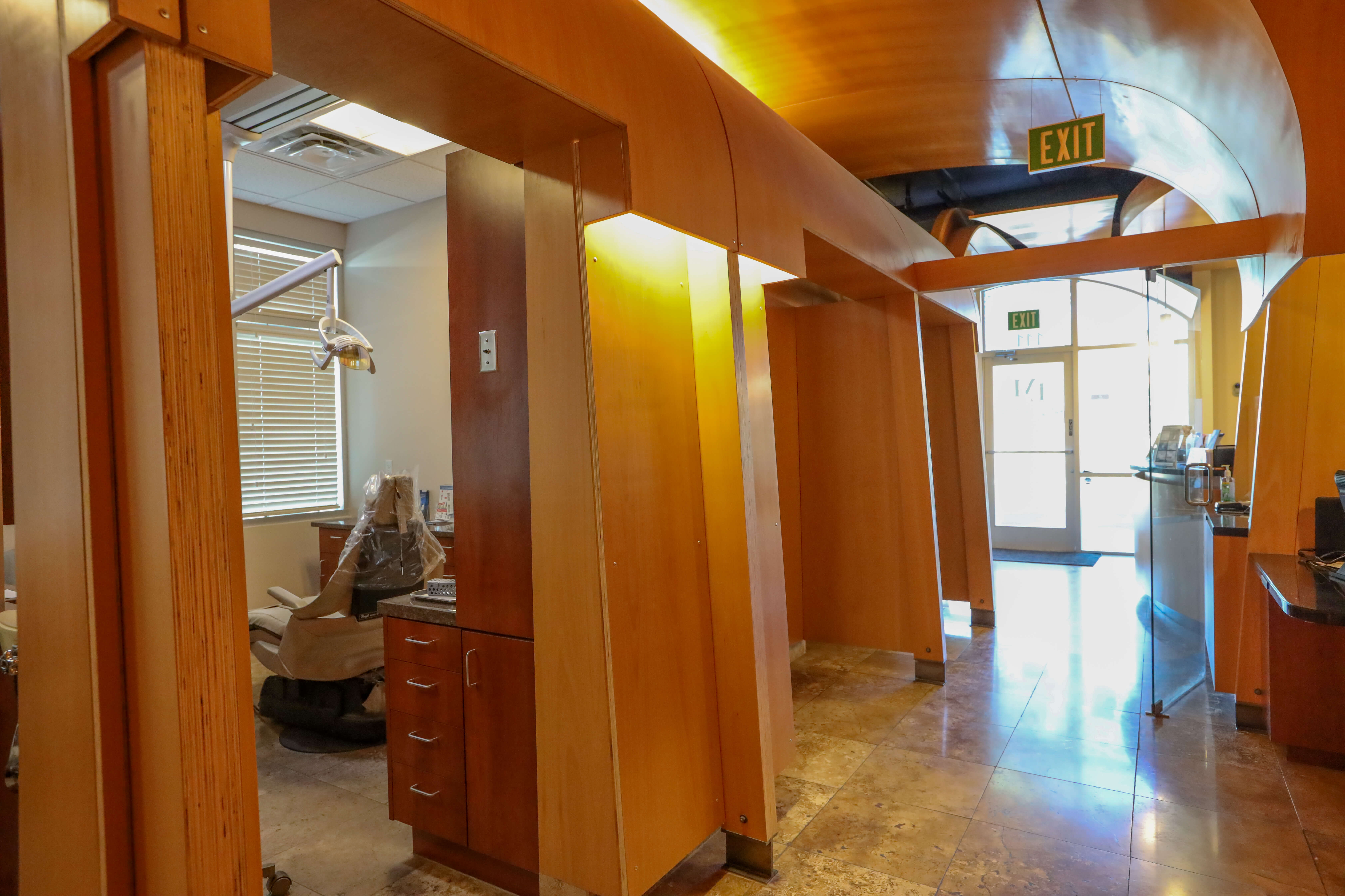 Picture of the Solterra Dentistry office in Phoenix, Arizona.