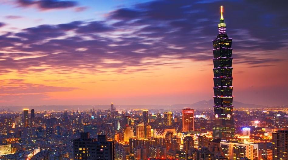 Taipei 101 New Year's Event