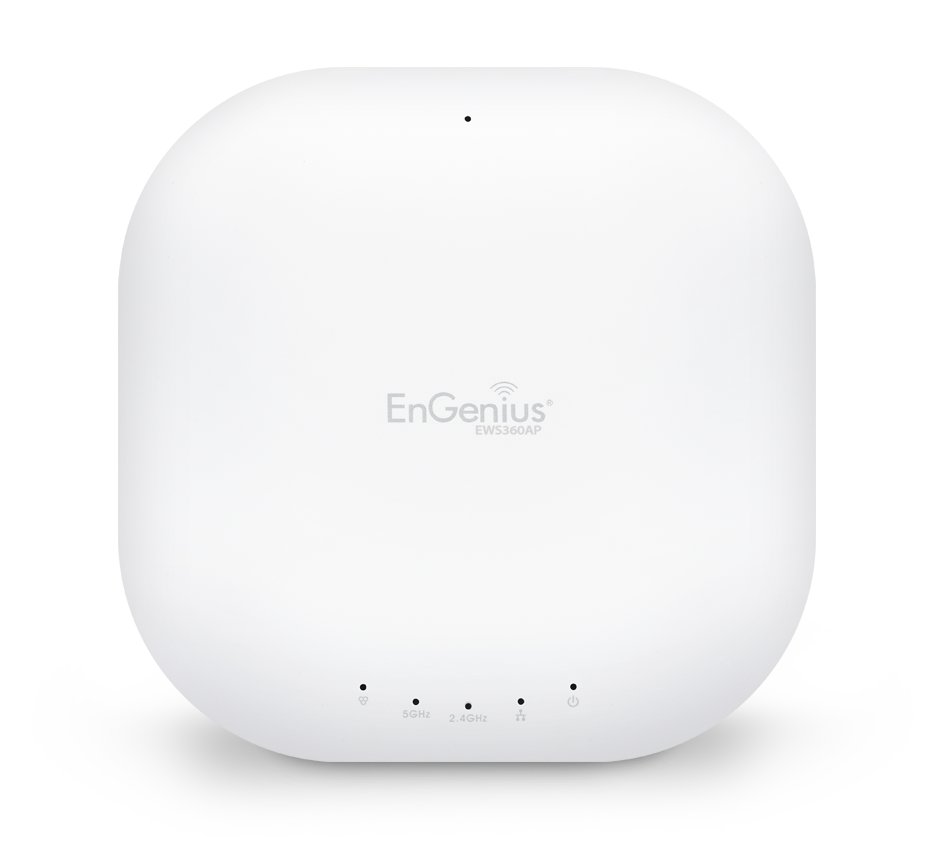 EWS 11ac Managed Indoor Access Point (3×3 Dual-Band)