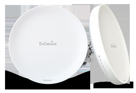 Wi-Fi 5 Outdoor 5 GHz Wave 2 Long-Range PtP Wireless Bridge