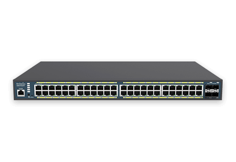 48-Port Managed Gigabit 740W PoE+ Network Switch
