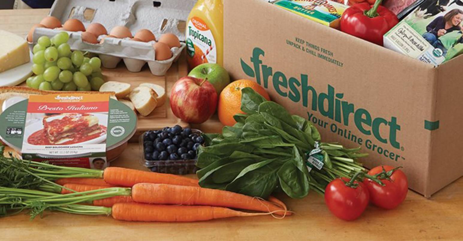 Freshdirect - Online Grocer