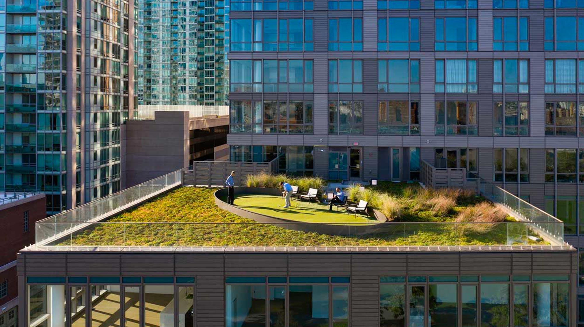 Park and Shore Luxury Condominiums