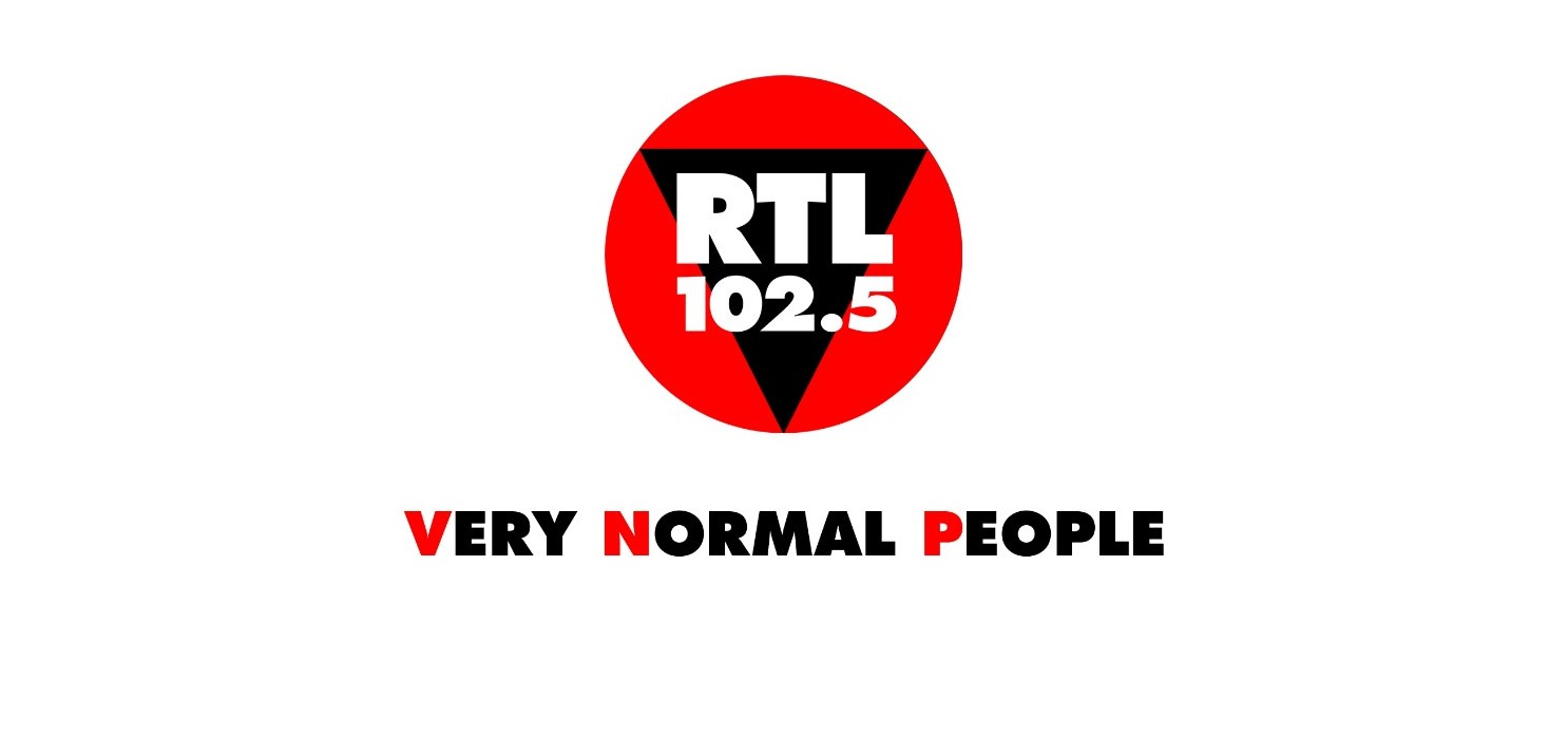 Radio Station RTL 102.5 in Italy