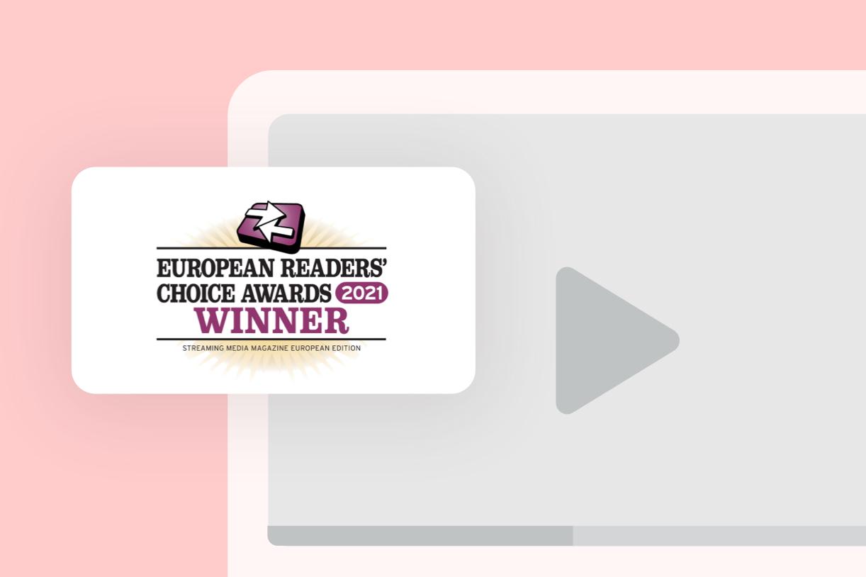streaming media awards