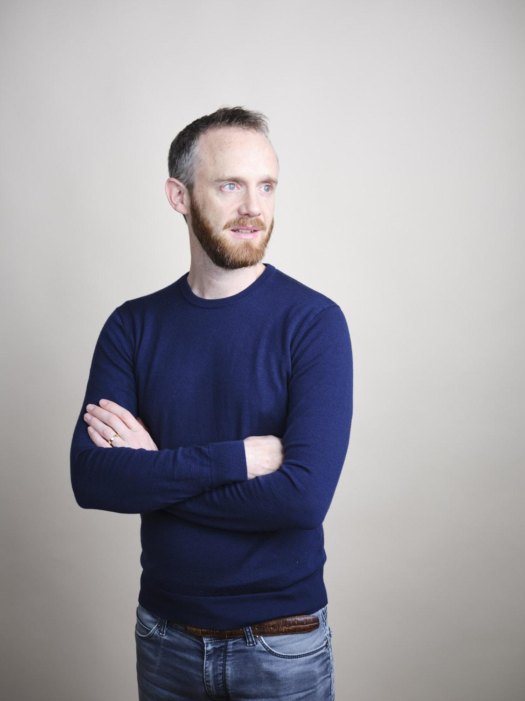 Bild von Andrew Mack, dem CEO von OEG