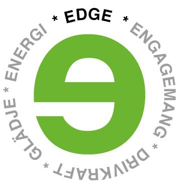 Edge tennis logo
