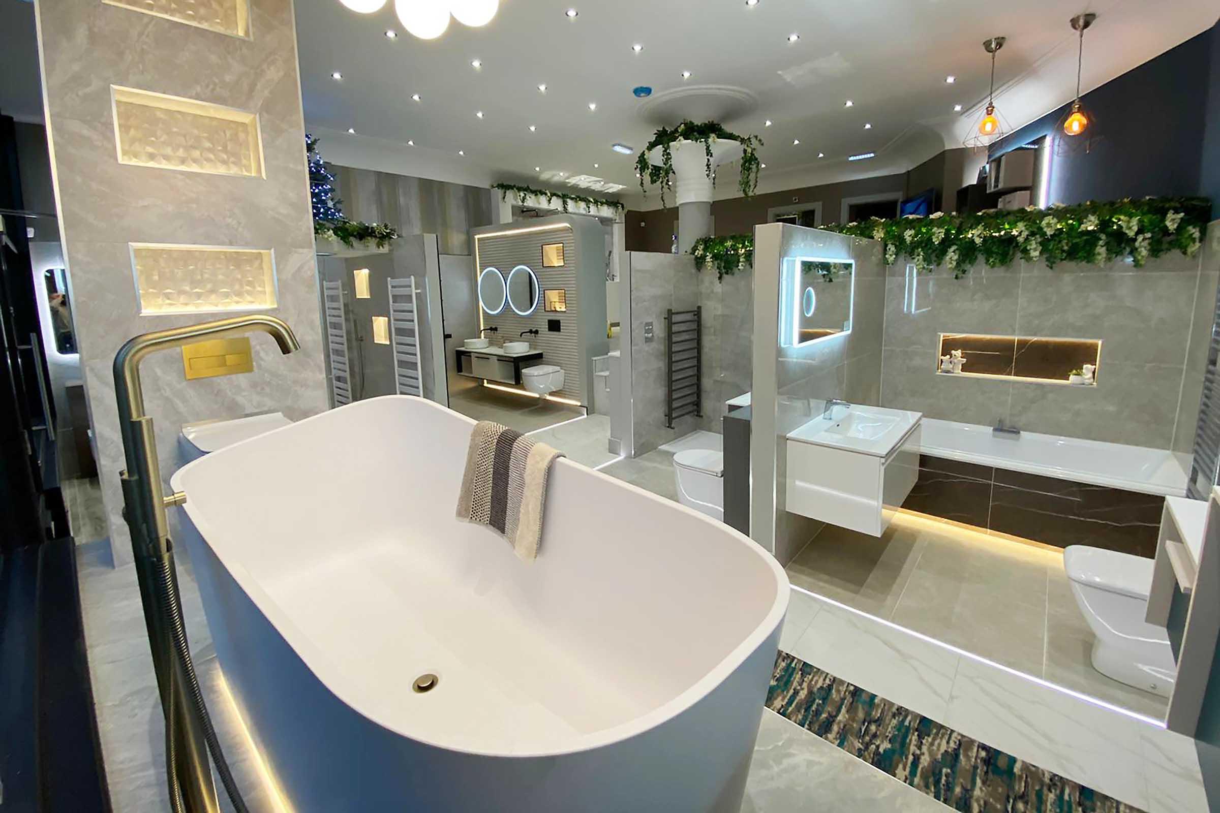 Alec & Trish's Bathroom - December 2020