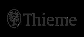 Thieme Logo - Corporate Venture Building Partner of FoundersLane
