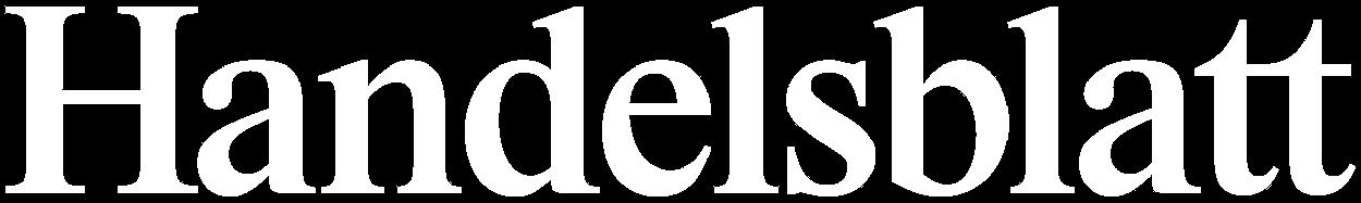 Handelsblatt logo - Where FoundersLane was featured in for its venture building activities