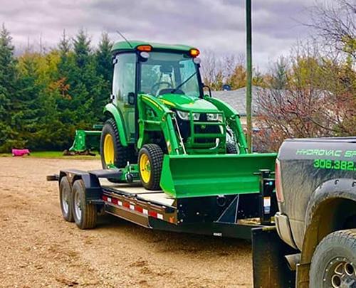 2019 John Deere 3039R Tractor Hoffman Elite Enterprises Ltd