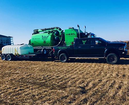 2019 Tilt Trailer, 6m3 Water Tank Hoffman Elite Enterprises Ltd