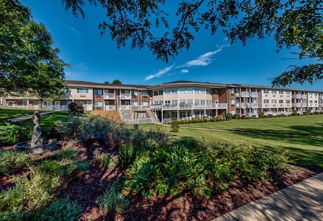 Autumn View Gardens Assisted Living and Memory Care Exterior