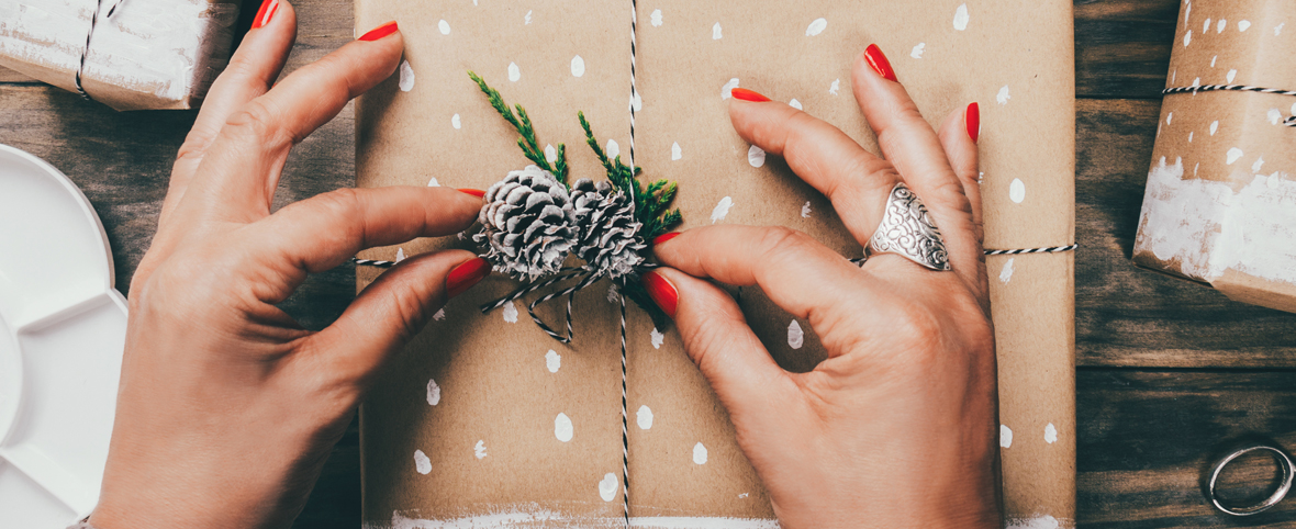 Four Easy Gift Wrapping Ideas for Seniors With Arthritis