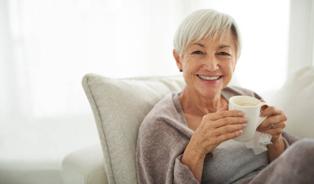 Why Some Seniors Should Start Drinking Tea