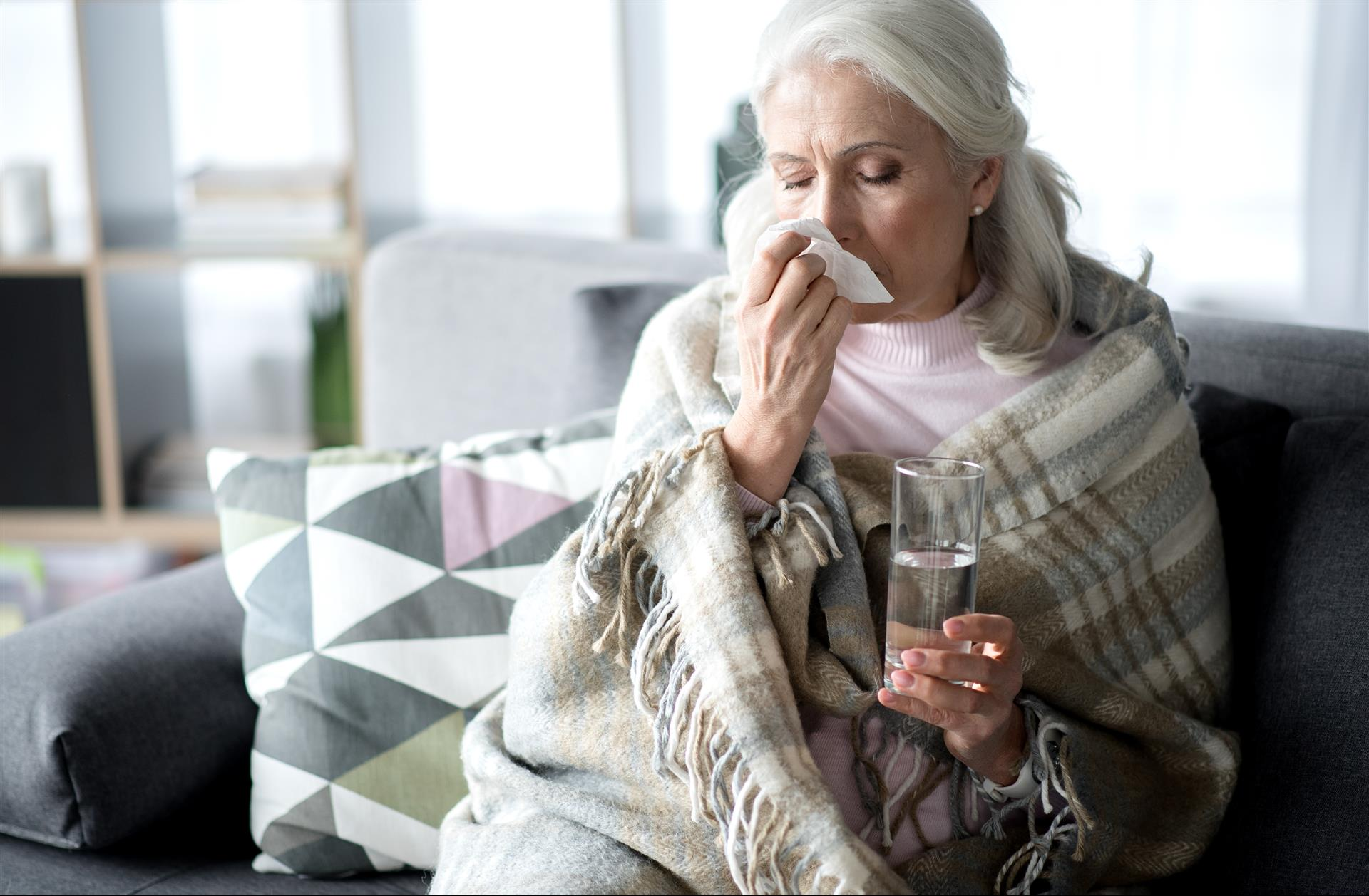 Senior Survive and Thrive Tips for Cold and Flu Season