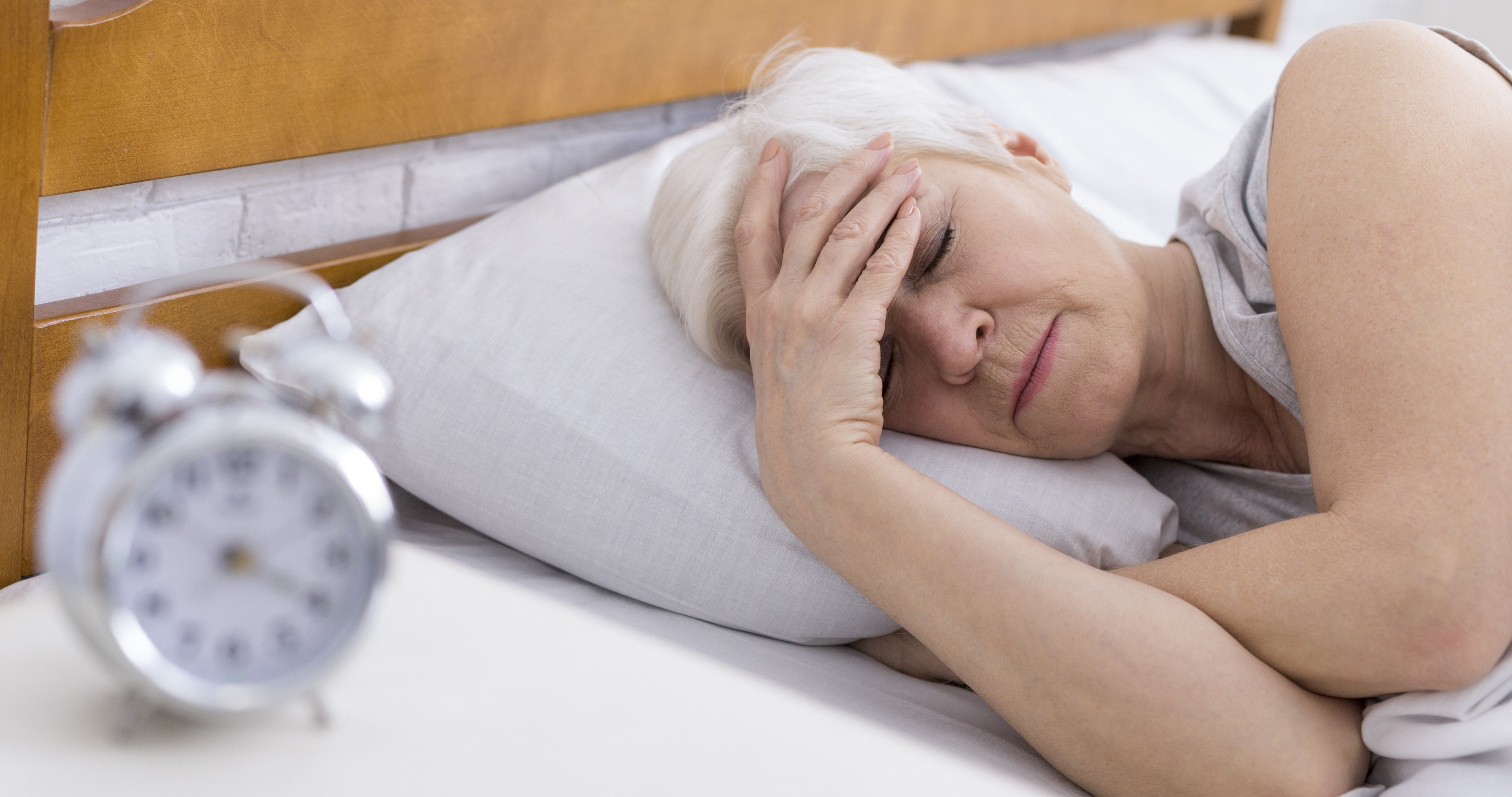 Dealing With Sleep Schedules Impacted by Dementia