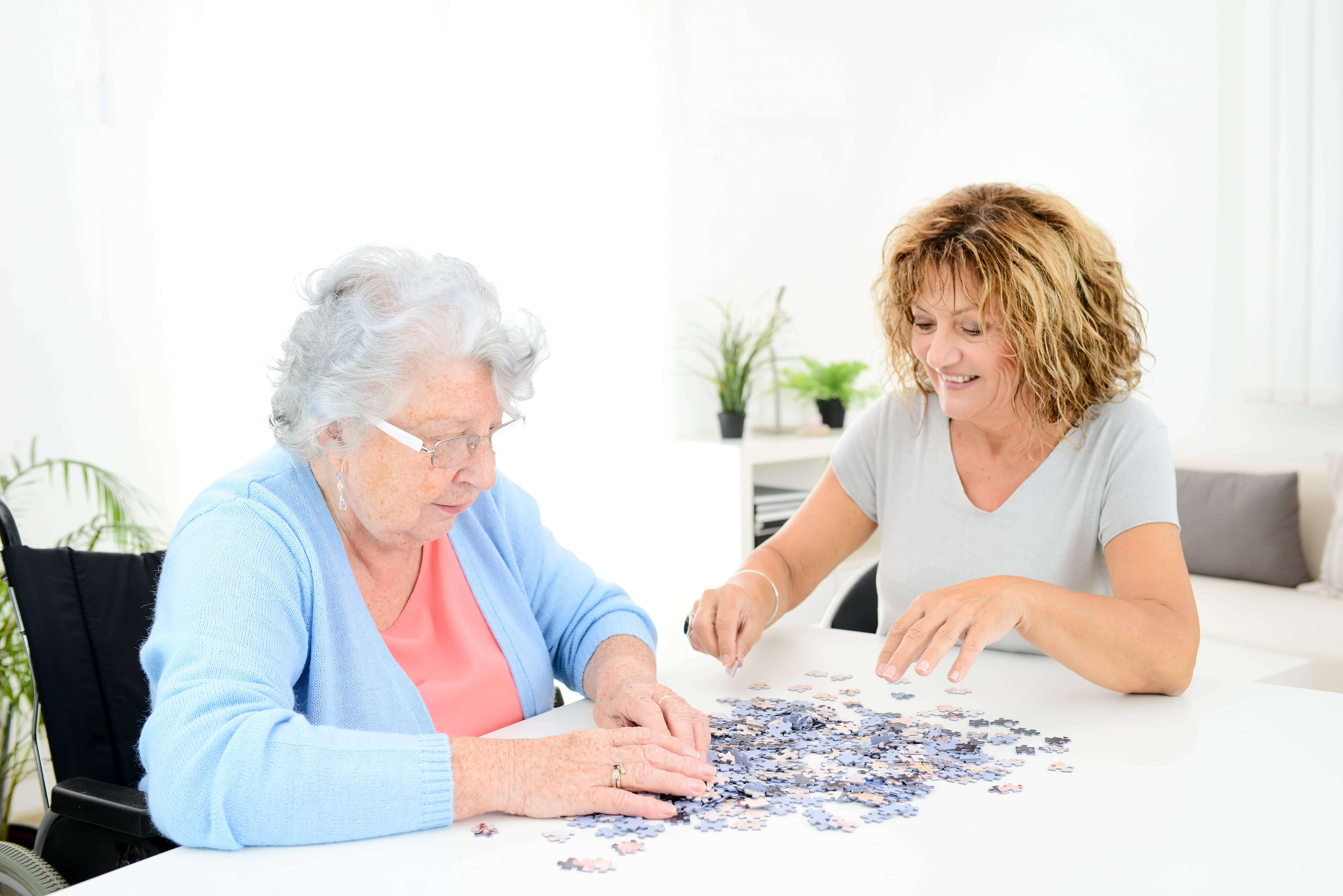 Memory Care: Creating Independence
