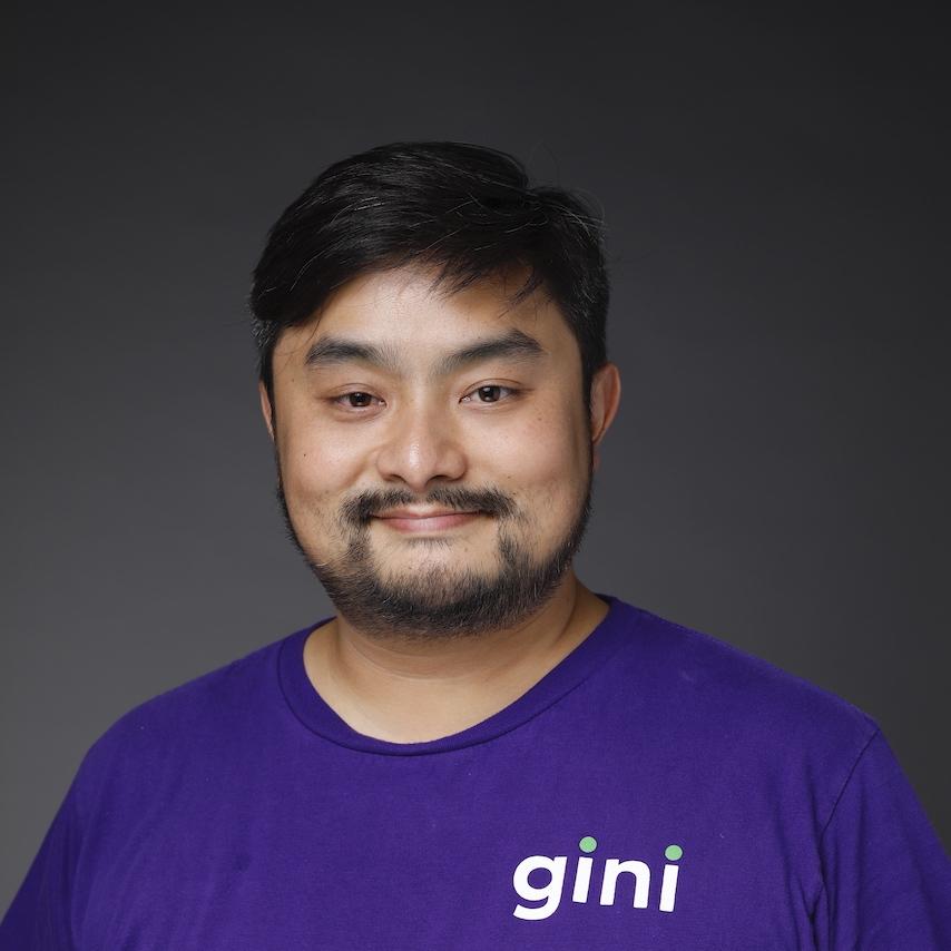 gini COO Victor Lang