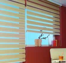 Durorol blinds.