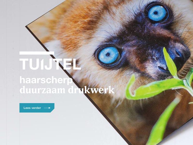 Underdock Amersfoort communicatie en webdesign
