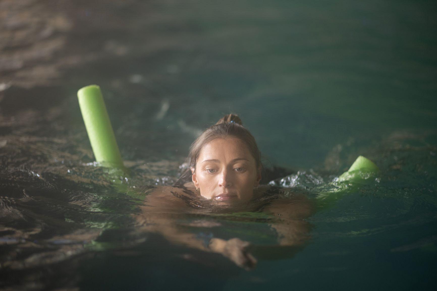 Aqua Exercises For Pregnancy  Non Swimmers