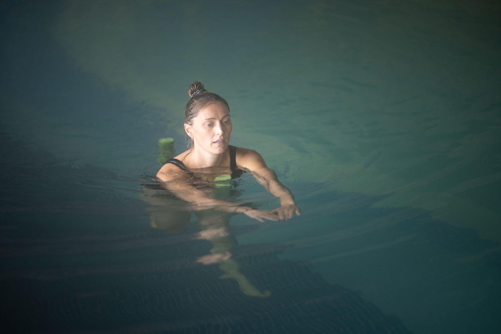 Aqua Natal Exercise