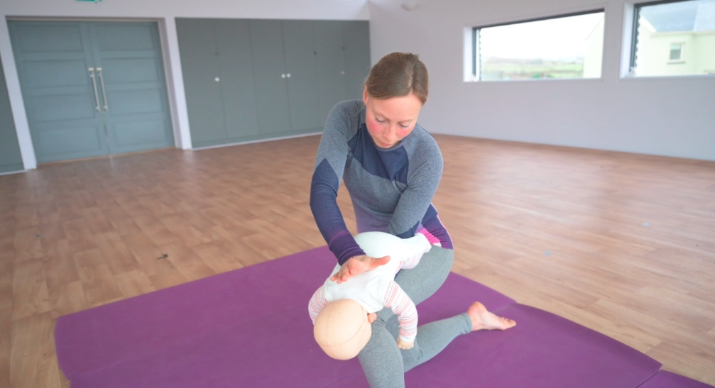 First aid and Exercises for parents