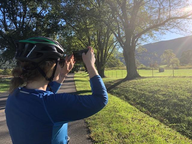 mountain cove ramble bike tour