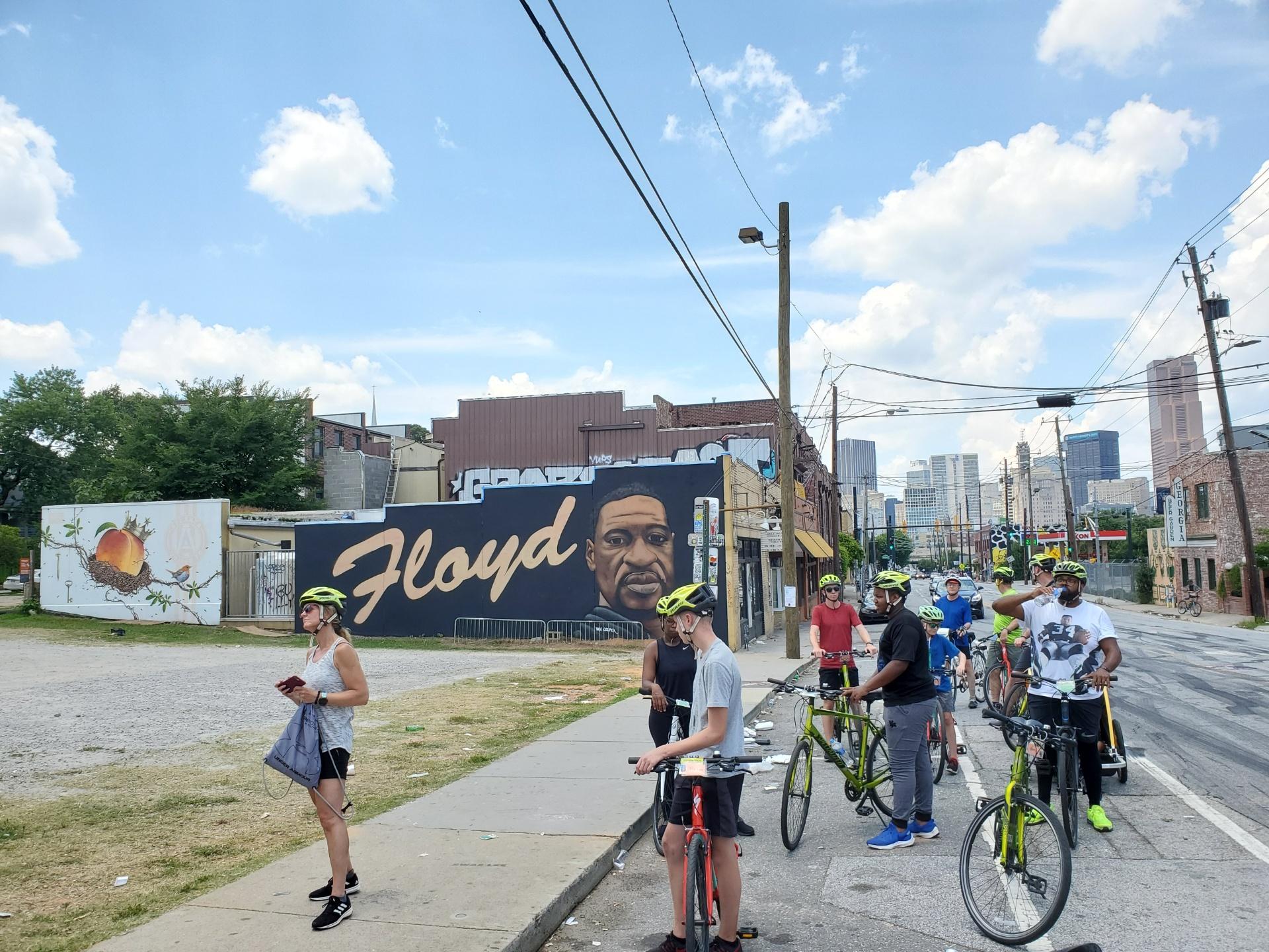 Atlanta Civil Rights Bike Tour