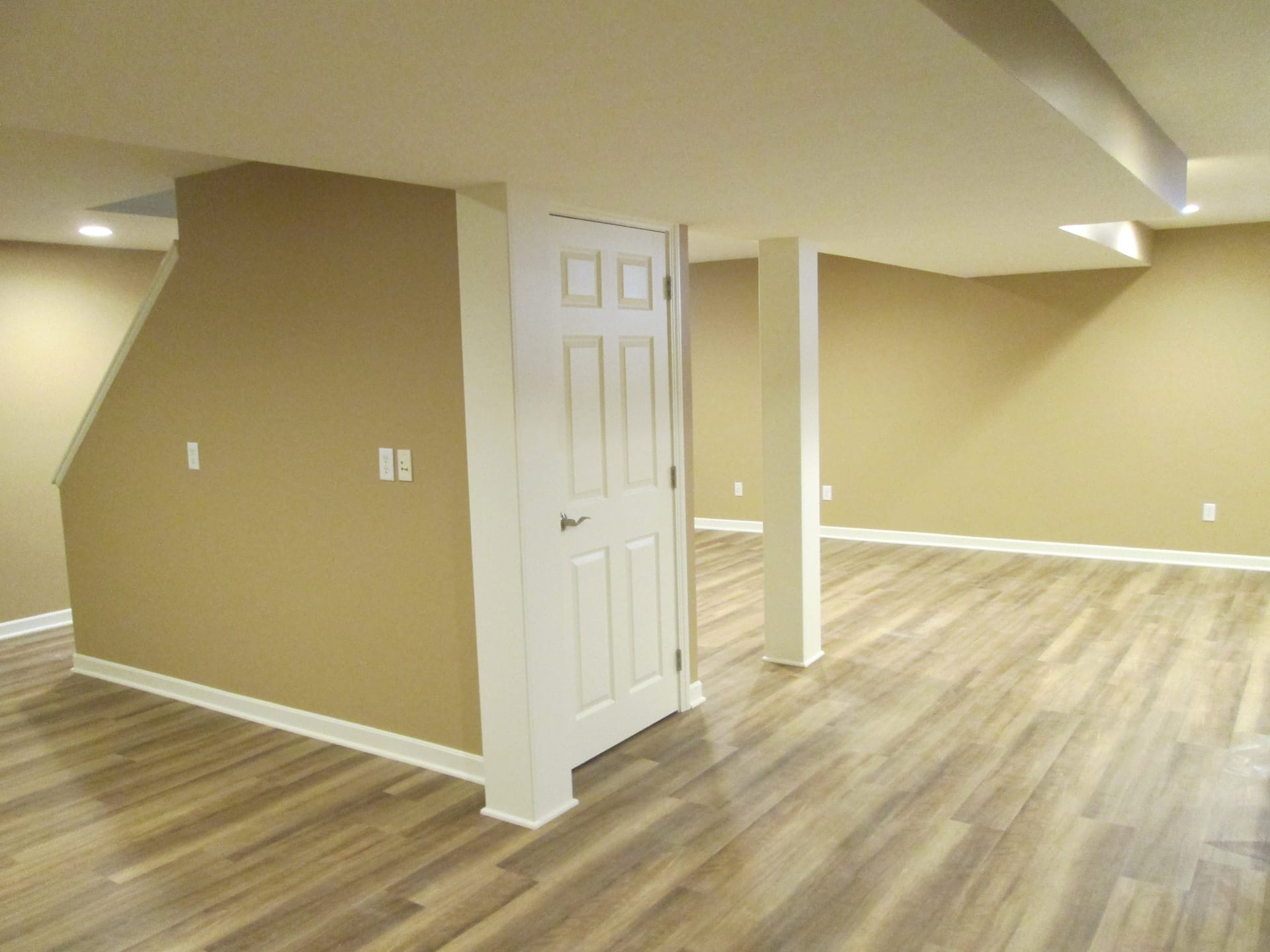 Finished Basement Update