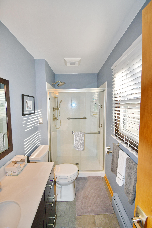 Master Bath Remodel & New Doors