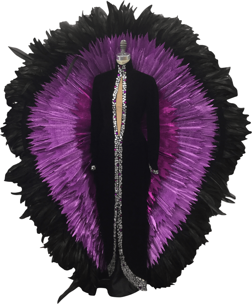 Cher feature dress on mannequin