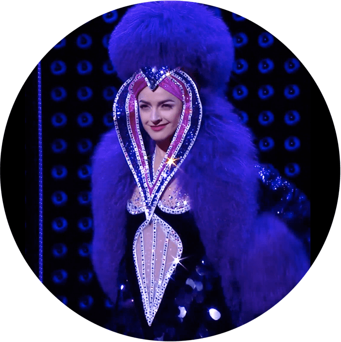 Cher on stage feature image