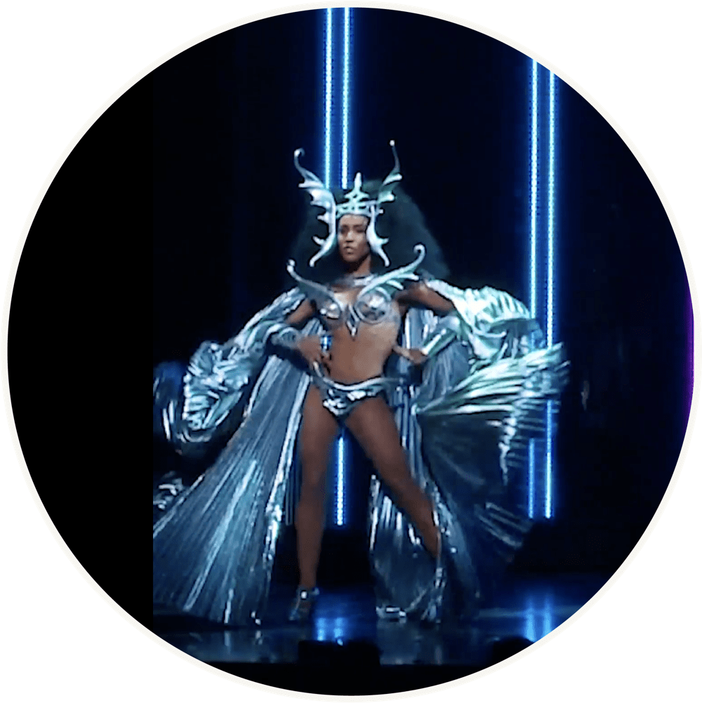 Cher dancer on stage feature image