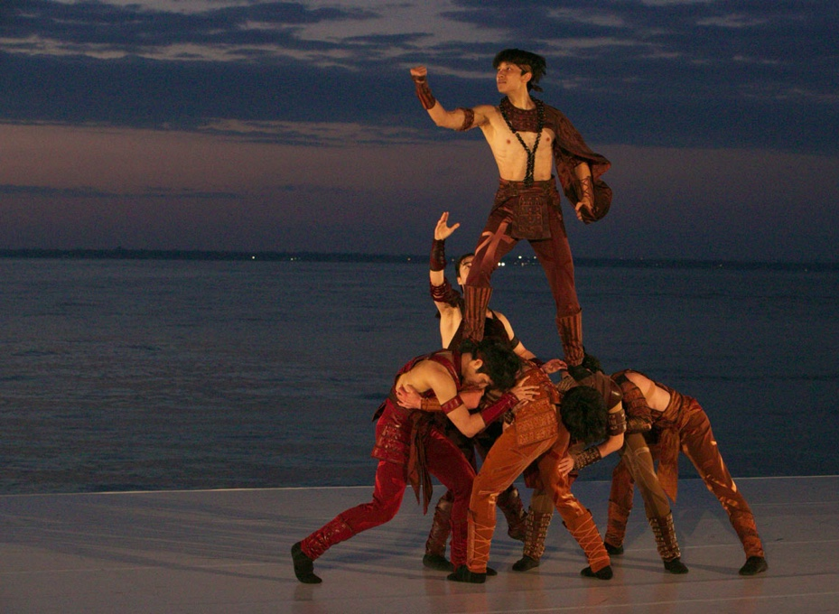 Fire Island Dance Festival 2017 Makers Dance Company Photo By Daniel Roberts